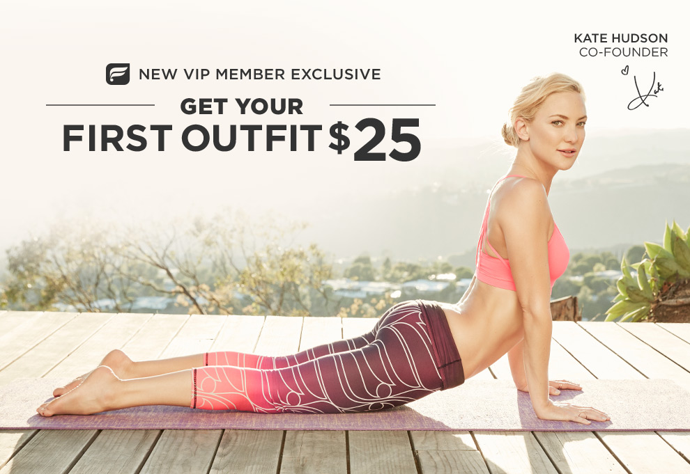 Get Your First Outfit For $25 Plus Free Shipping