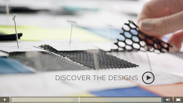 Discover the designs video
