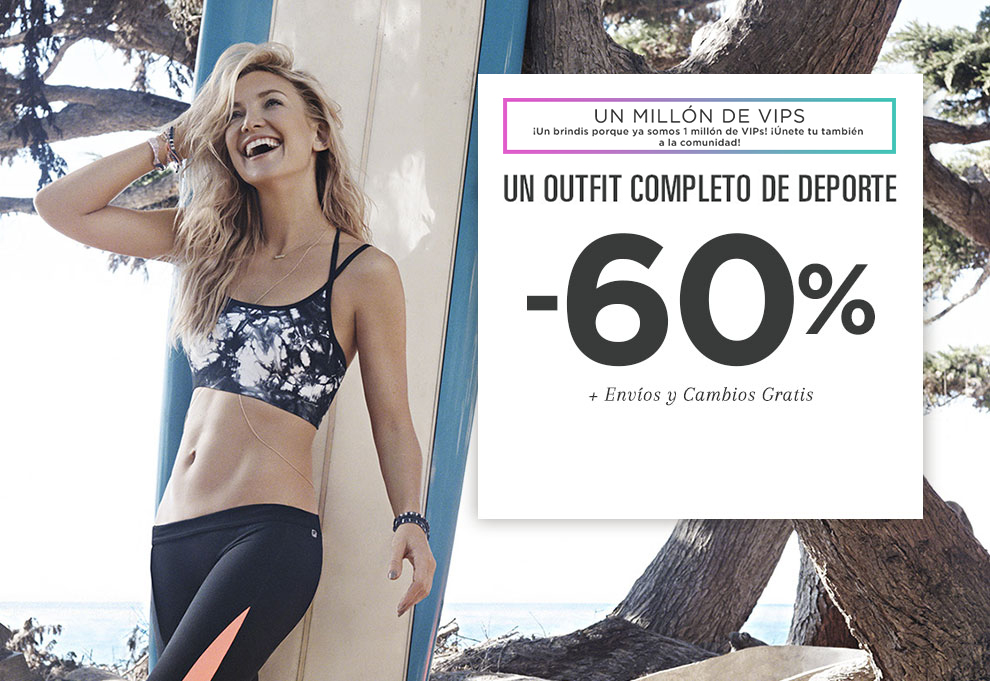 PRIMER OUTFIT - 60% dto