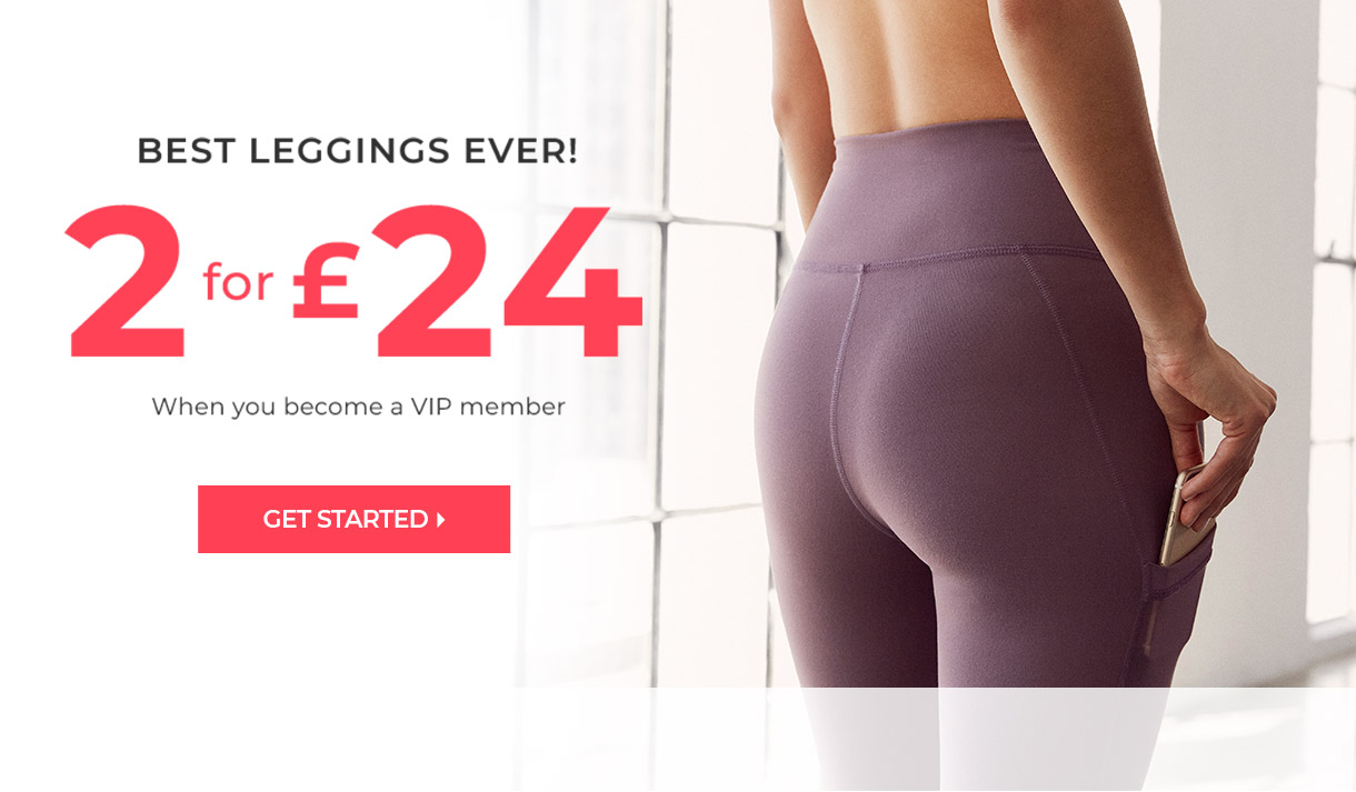 World´s. Best. Leggings. 2 for £24
