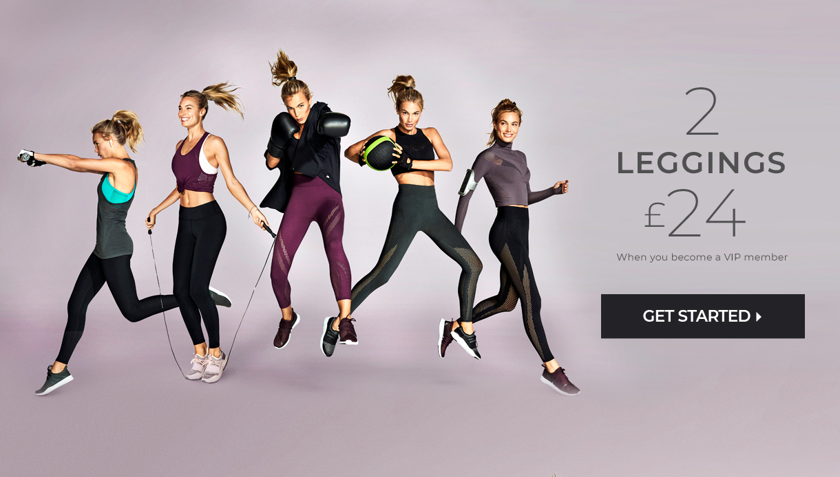Gym Clothes | Fitness Clothing | Activewear | Fabletics