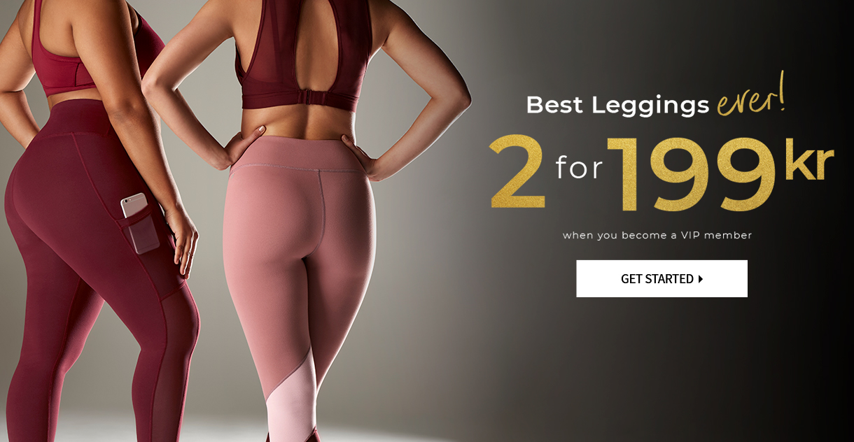 World´s. Best. Leggings. 2 FOR 199 kr