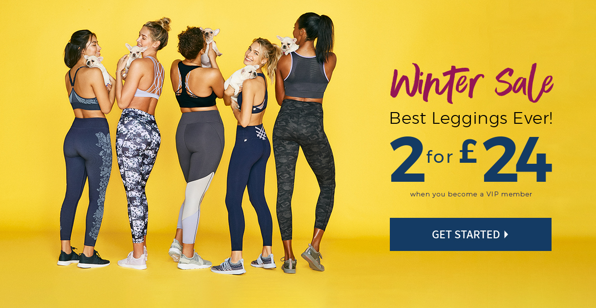 Gym Clothes Fitness Clothing Activewear By Kate Hudson