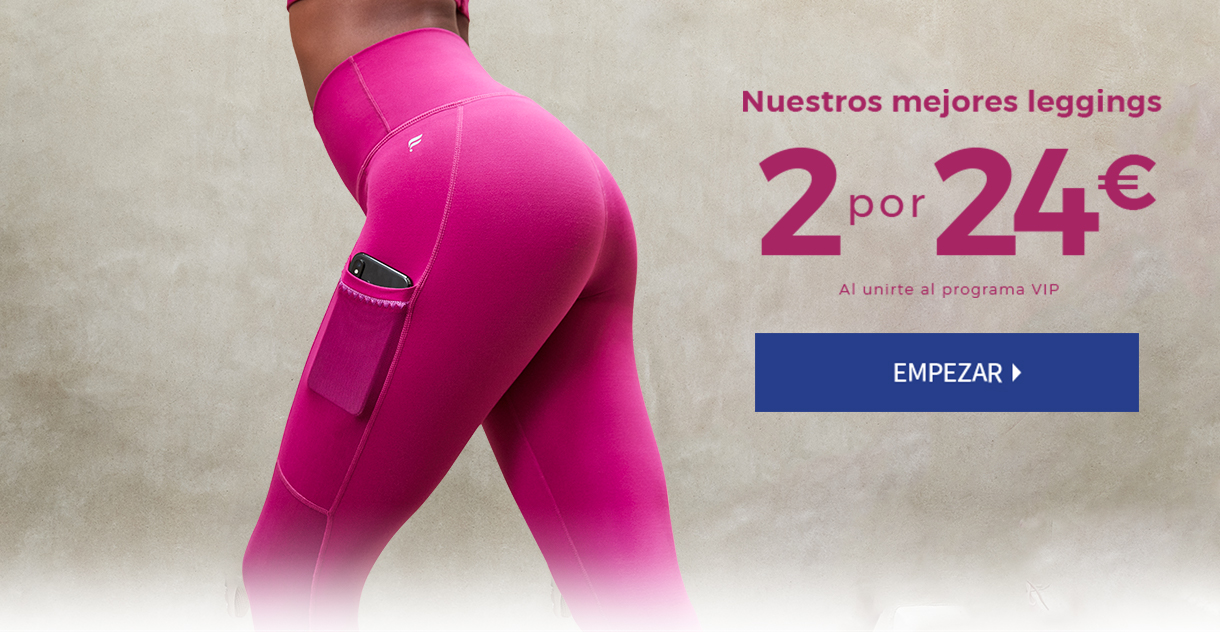 9982d6afcc4f Ropa Deportiva Mujer | Ropa Deportiva Online | Fabletics