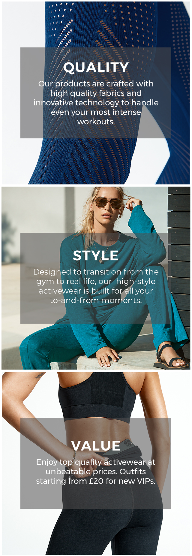 Gym Clothes Fitness Clothing Activewear By Kate Hudson Fabletics Uk