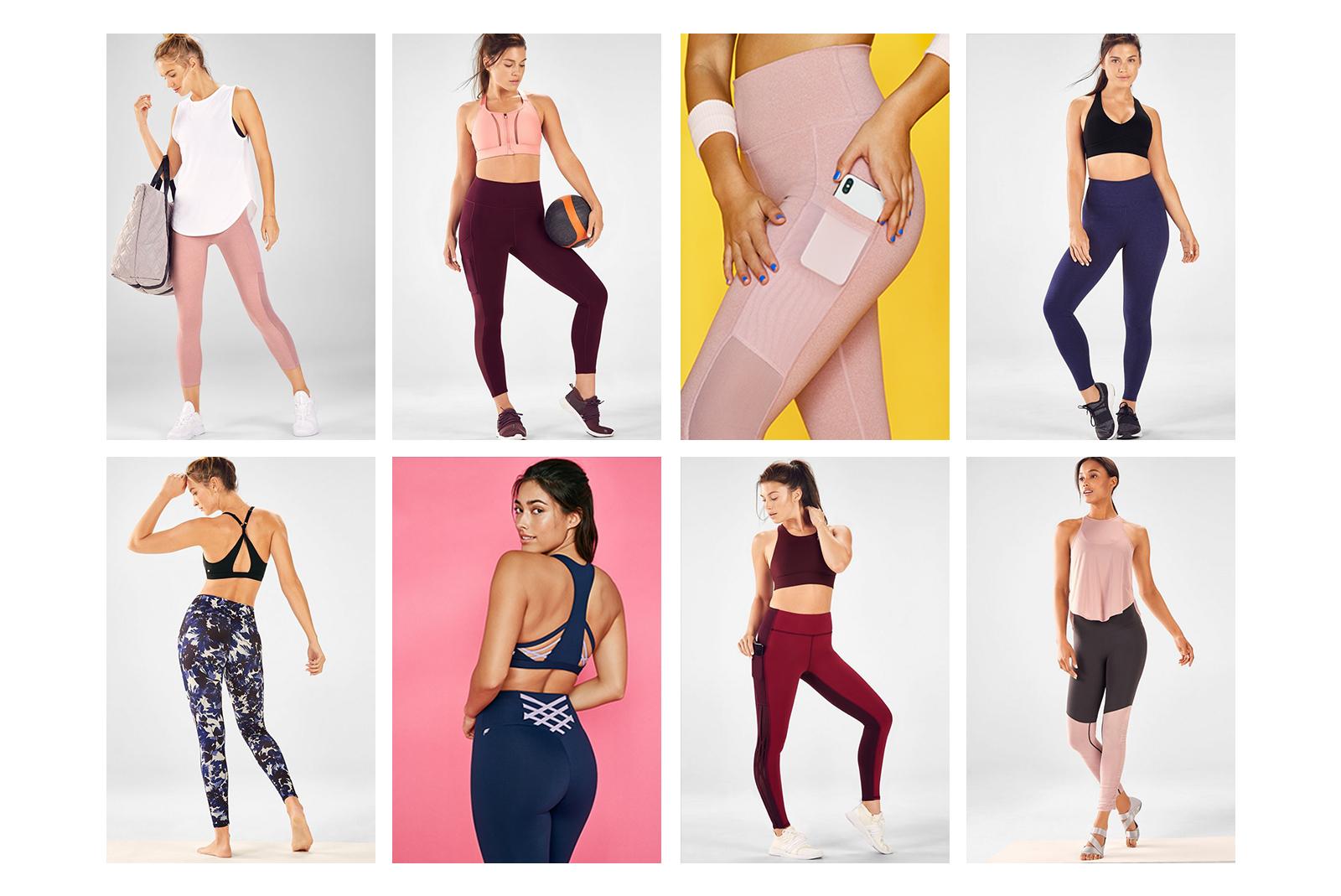 brand new 20092 1af5f Fabletics Outfits für Sport, Gym und Freizeit
