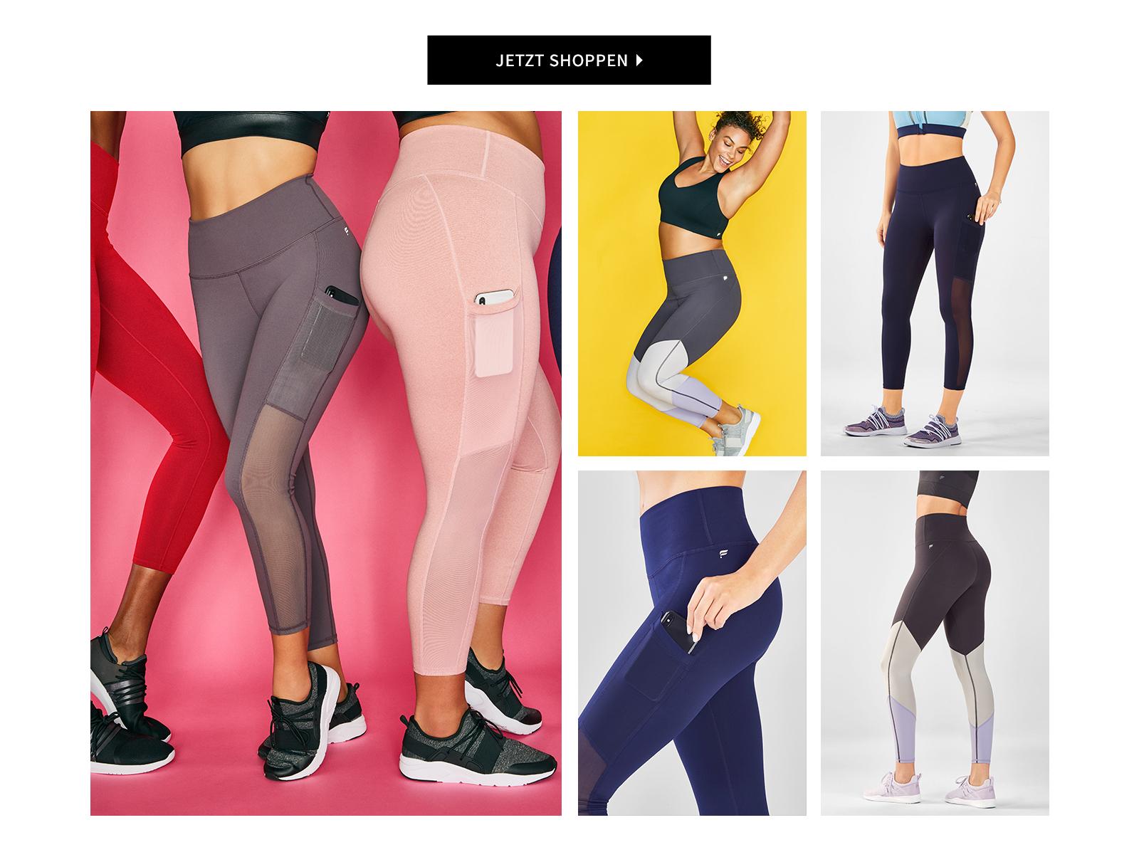 moderate Kosten viele Stile große Auswahl an Farben und Designs Fabletics Outfits für Sport, Gym und Freizeit