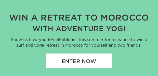 Win A Retreat to Morocco