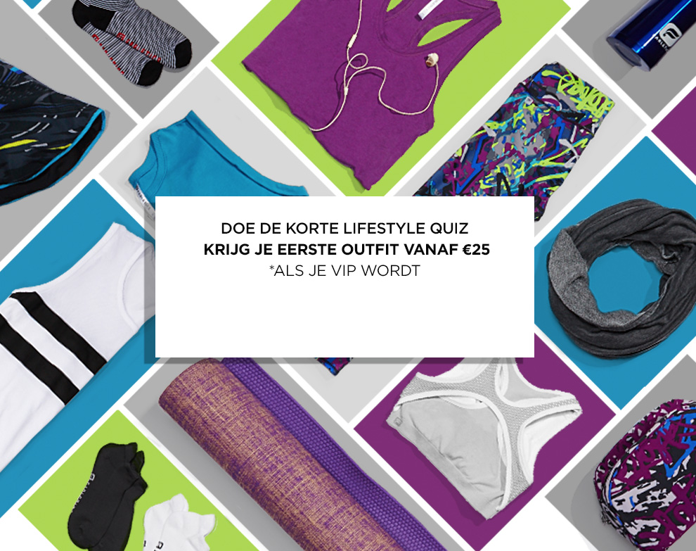 DOE DE KORTE LIFESTYLE QUIZ