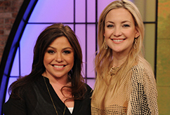 Kate Hudson on The Rachael Ray Show