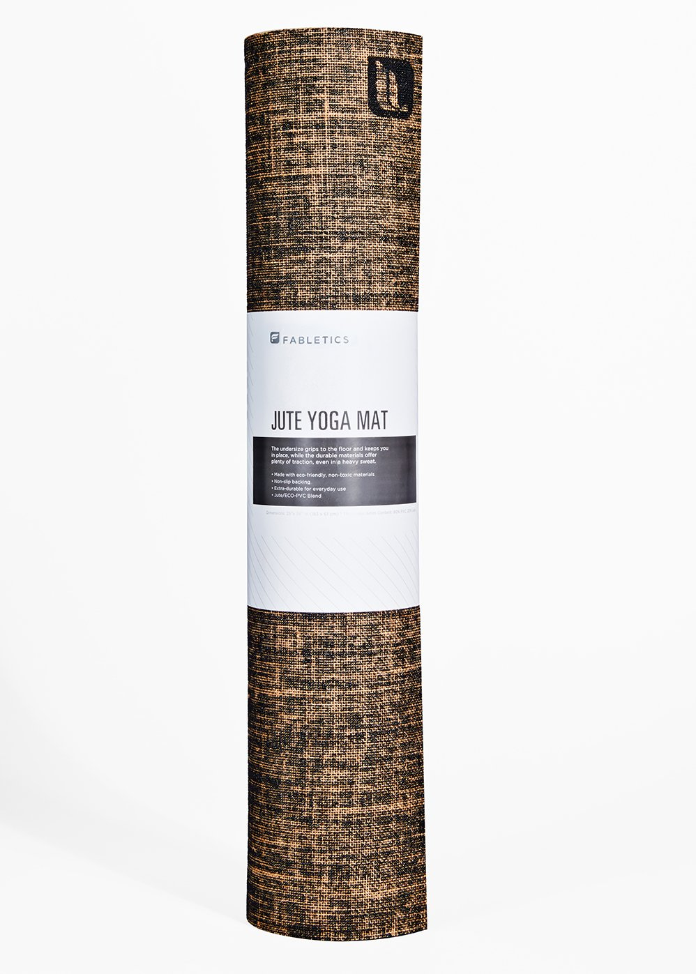 The Yoga Mat In Black Get Great Deals At Fabletics