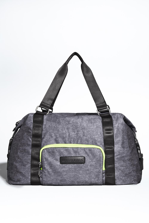 The True Gym Bag In Black Neon