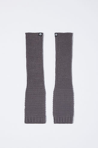 The Chunky Rib Arm Warmer