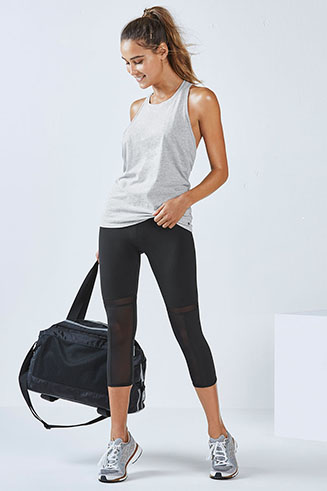 The Traverse Gym Bag