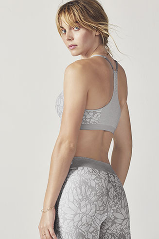 Samana Seamless Sports Bra