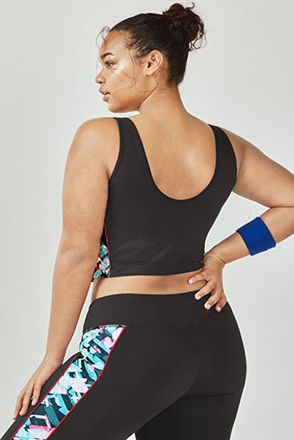 Vasha Midi Sports Bra
