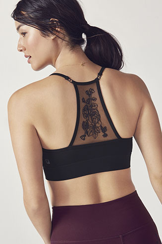 Melanie Seamless Sports Bra