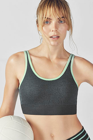 Alena Seamless Sports Bra
