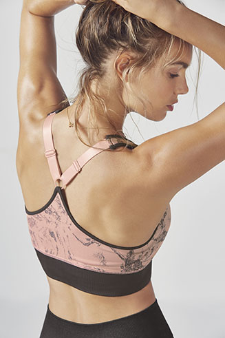 Eliza Seamless Sports Bra