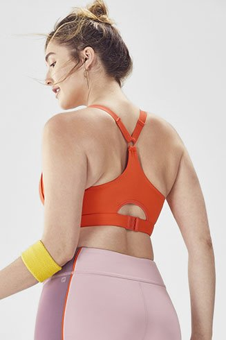Adele High Support Sports Bra