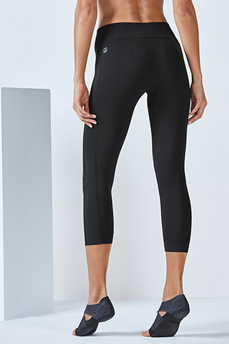 Julie Seamless Capri Tight