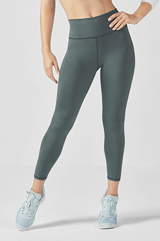 High-Waisted 7/8 Capri
