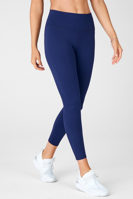 High Waist Seamfree Legging Black sizes 8-28