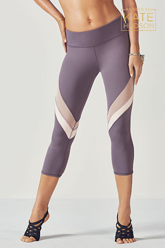 Legging 3/4 Mesh Brogan