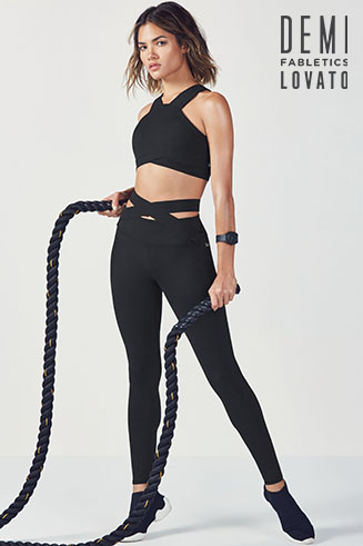 Demi Lovato Collection | Capsule Collection | Fabletics