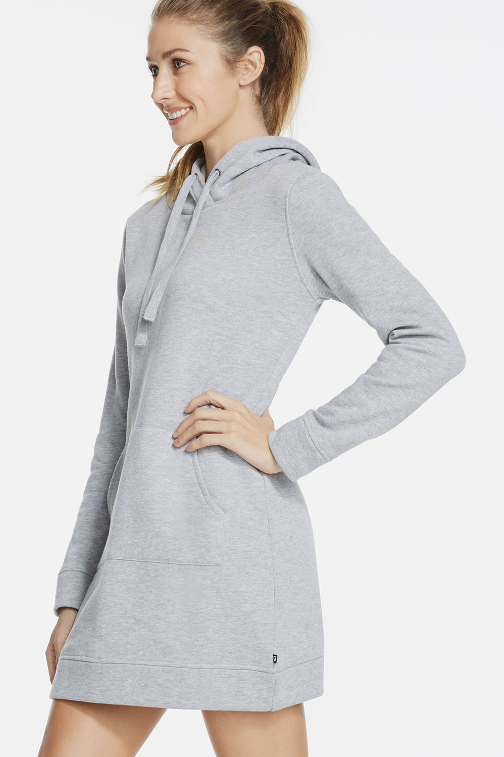 Yukon Dress - Heather Grey 4f46374f06