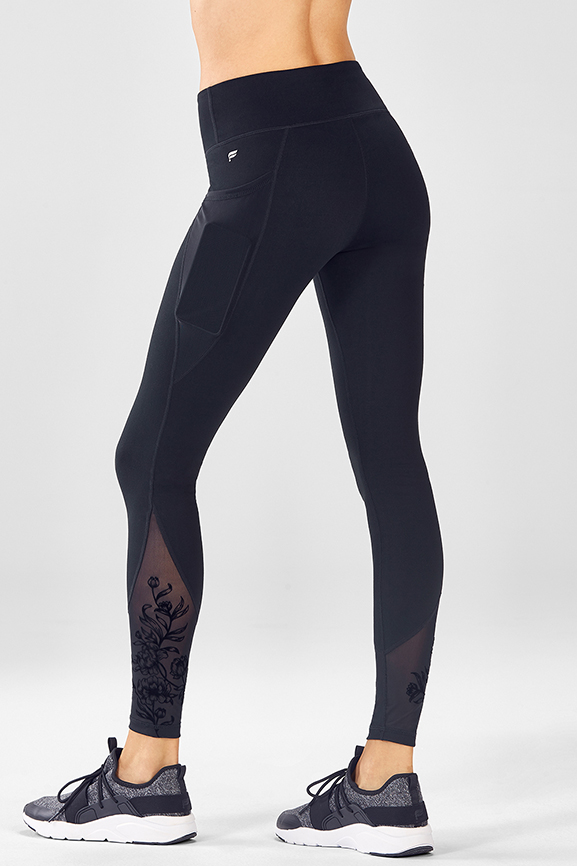 Salar Mesh PowerHold® Legging - Fabletics 664f649ac053f