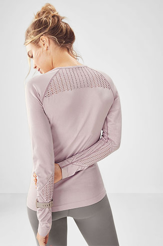 Dylana Seamless L/S Top