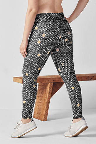 Salar Printed PowerHold Legging