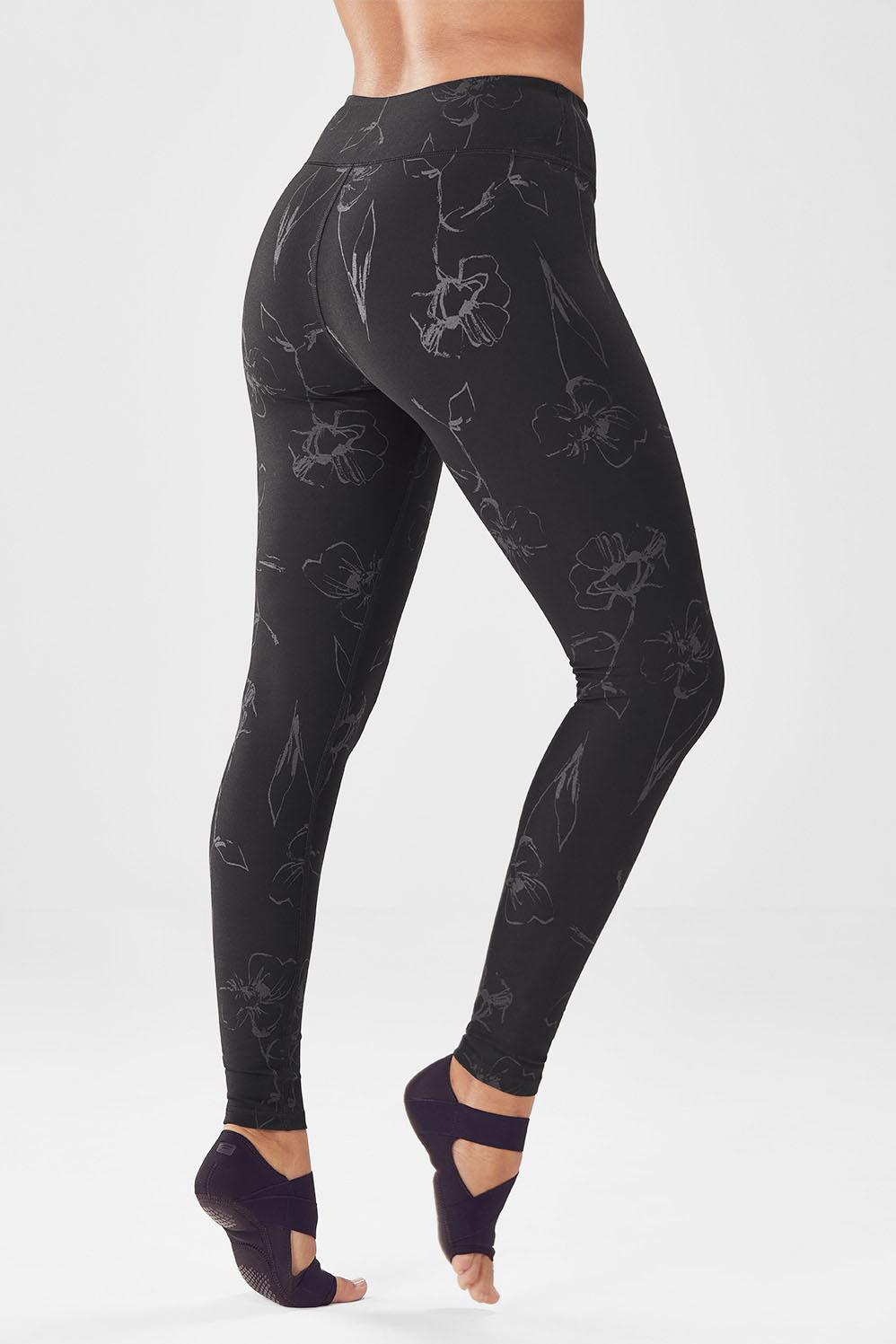 8f5bf7c56aa Salar Printed PowerHold® Legging - versilia clear print