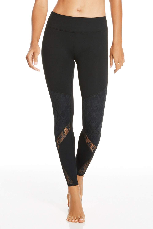 Clover Legging in black