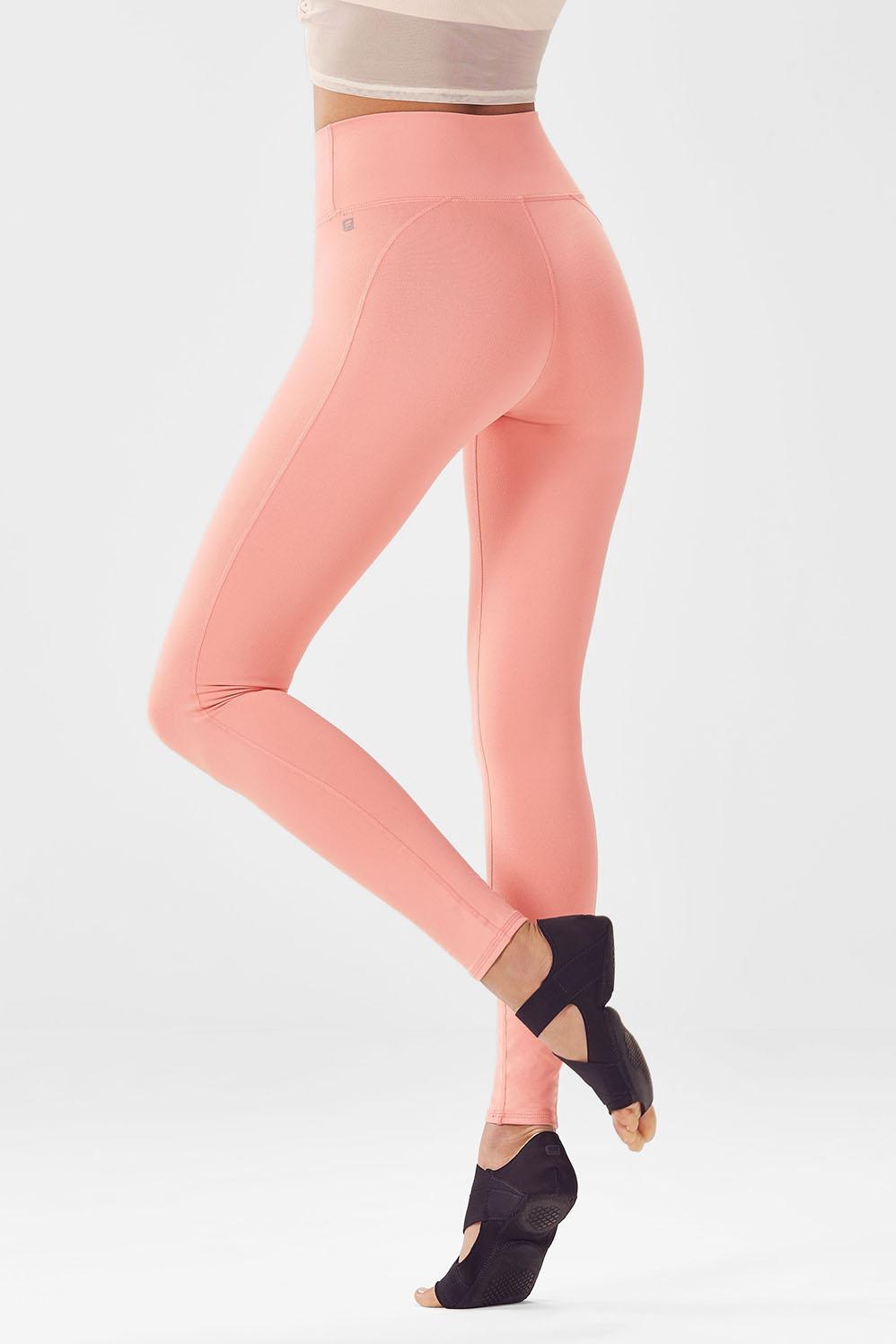 e6bcb4758896e5 High-Waisted Solid PowerHold® Leggings - Fabletics