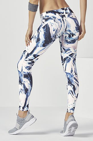 Salar Printed PowerForm Legging