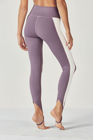 Chara High Waist Stirrup Legging