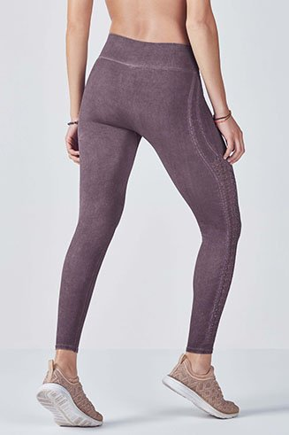 Seamless Solid Legging