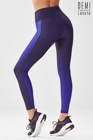 Tanya High-Waisted Legging
