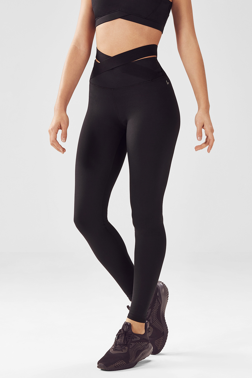 6e2bc414c High-Waisted Statement PowerHold® Leggings - Fabletics
