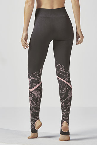 Seamless Printed Legging