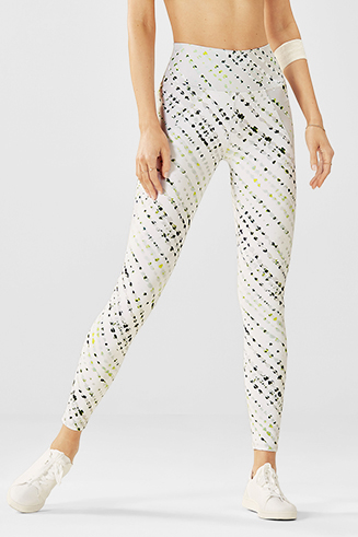 High-Waisted Printed PowerHold Legging