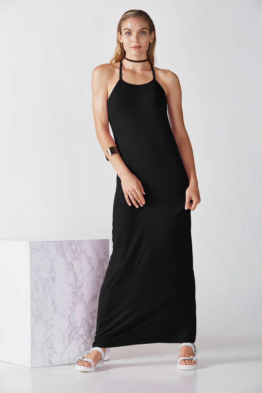 d79e1e70b8f Neema Maxi Dress - Fabletics