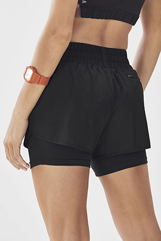 Lita High-Waisted Short