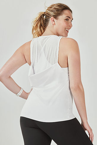 Sandy 2-In-1 Top