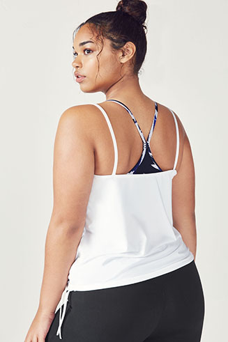 Elaine 2-in-1 Tanktop